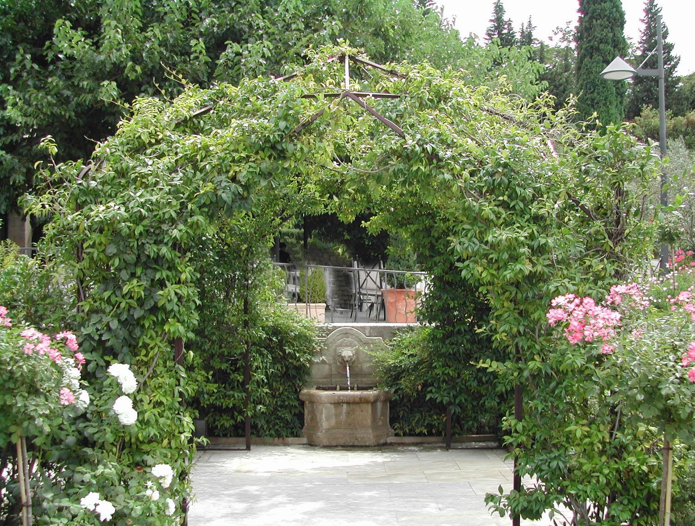 jardins paysager plantations et massifs fleuris a